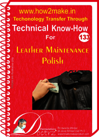 Leather Maintenance Polish Technical Know-How
