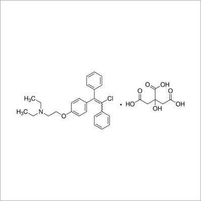 Clomiphene Chemicals