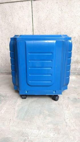 Blue Colour Inverter Trolley