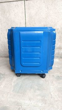Blue Colour Inverter Trolley