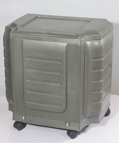 Grey Colour Inverter Trolley