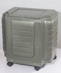 Grey Colour Inverter Trolley