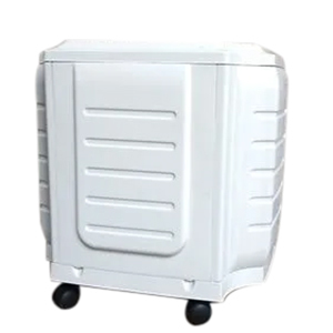 White Colour Inverter Trolley