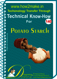 Potato Starch Technical Know-How