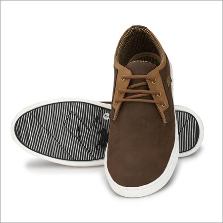 Mens Modern Canvas Shoes