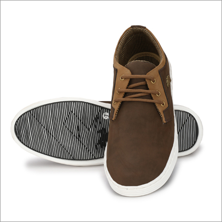 Mens Modern Canvas Shoes
