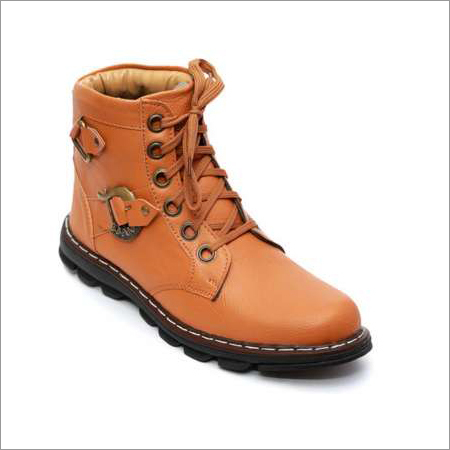 Men Casual Leather Boot