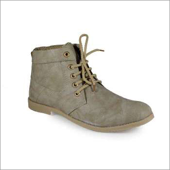 Men High Ankle Casual Boot