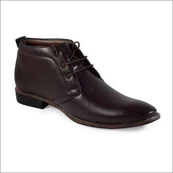 Men Casual Brown Boot