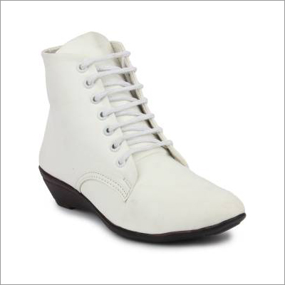 Mens Anteroflex White Boot