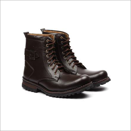 Mens Medium Ankle Casual Boot