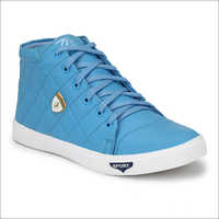 Men Blue Casual Sneakers