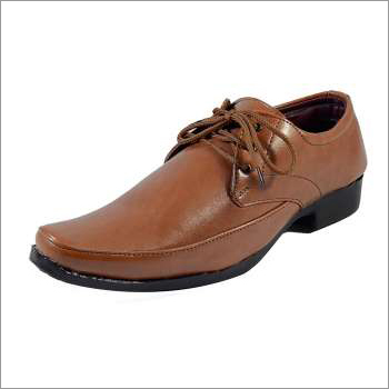 Men Formal Brown Shoes