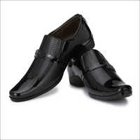 Moccasins Men Black Formal Shoes