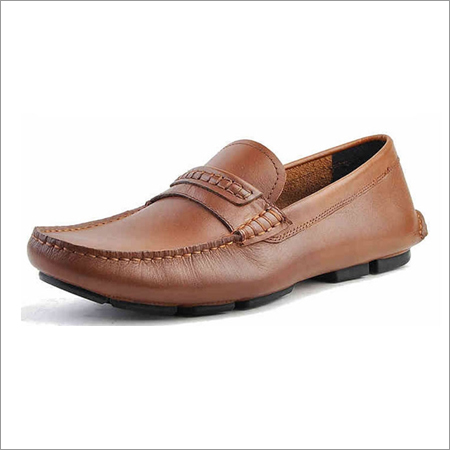Men Brown Loafer Shoes