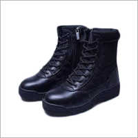Mens High Ankle Safety Shoes