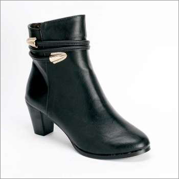Women High Ankle Casual Boots