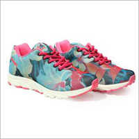 Women Digital Printed Sports Shoes