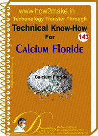 Calcium Chloride Technical Know How Report
