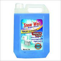 5 Litre Snow Wash Toilet Cleaner