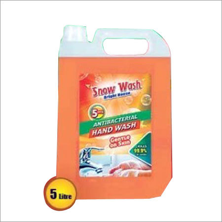 5 Lite Snow Wash Hand Wash