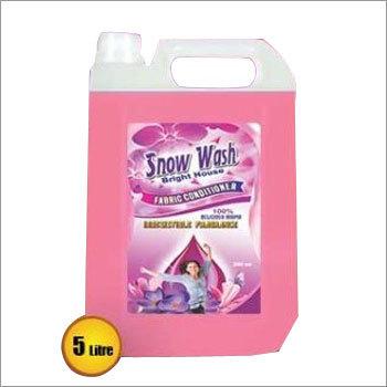 5 Litre Snow Wash Fabric Conditioner