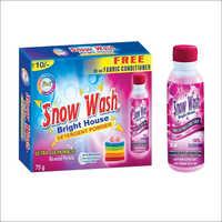 75gm Detergent Powder