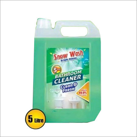 5 Litre Snow Wash Bathroom Cleaner