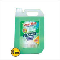 5 Litre Snow Wash Bathroom Cleaner