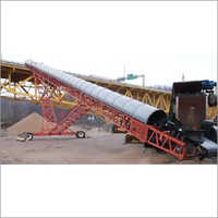 Aggregate Conveyors Belts System