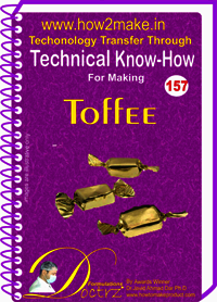 Toffee Technical Know-How Report