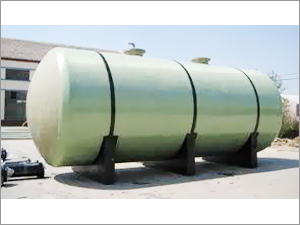 GRP (Glass Reinforced Plastic) Tank - Manufacturers