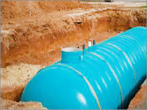 GRP Septic Tanks
