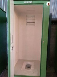 GRP Single Portable Toilet