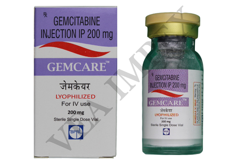 Gemcare Injection
