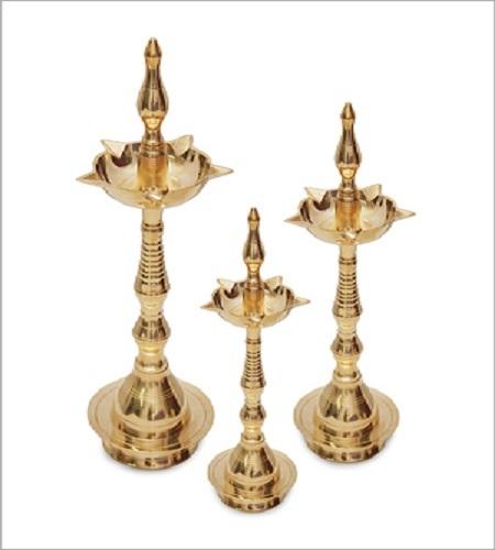 Kerala Deep Oil Lamp