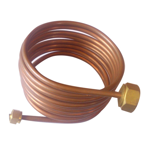 Impulse Tube in Copper