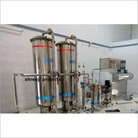 Water Filter Plant And Machine