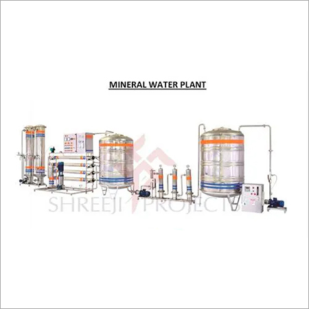 packaged drinking Plant Machinery