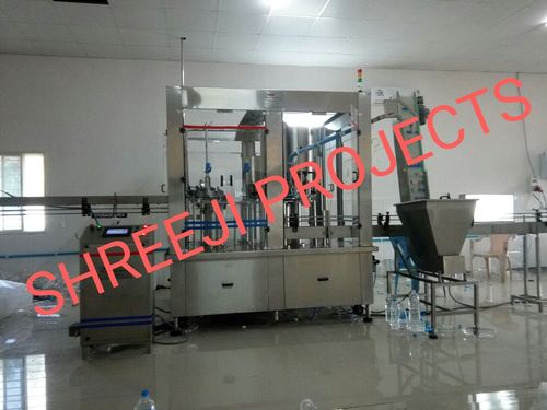 Water Bottling Plant And Machines
