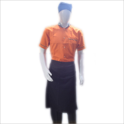 Fashion Restaurant Uniform