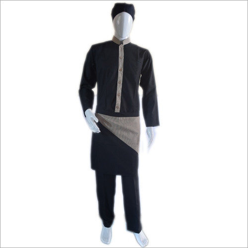 restaurant manager uniform