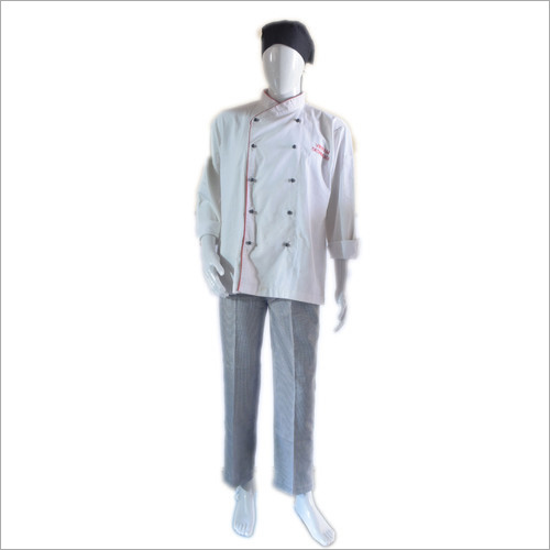 Full Sleeve Chef Uniform