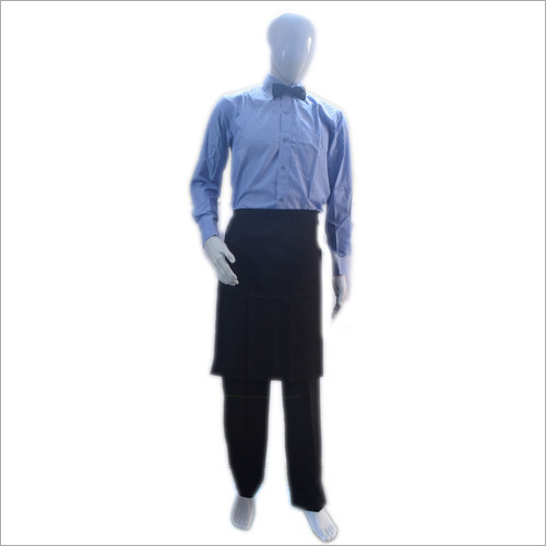 Comfortable Waiter Uniform