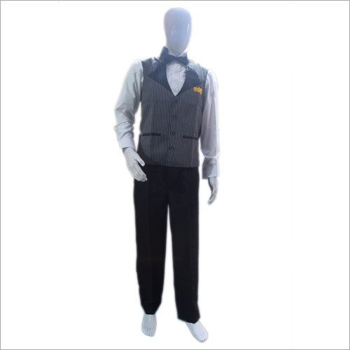 Designer Waiter Uniform