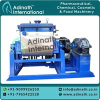 Heavier Viscosity Mixer 150 Liters, 200 Liters, 300 Liters, 500 Liters & 1000 Liters