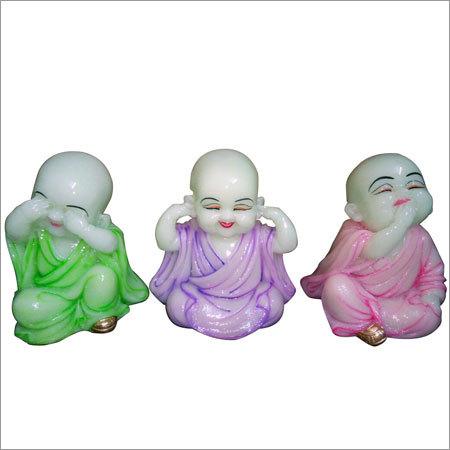Happy Buddha Statue Redium