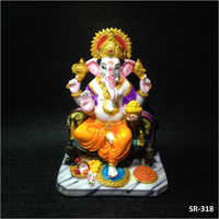 6 Inches Prasad Ganesh