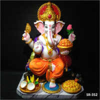 12 Inches Lord Prasad Ganesh