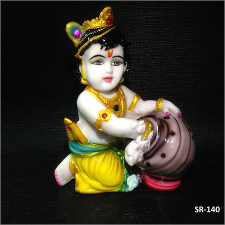 7 Inches Makhan Krishna